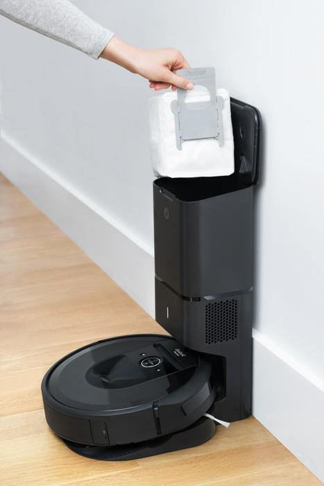 Roomba i7+, da iRobot