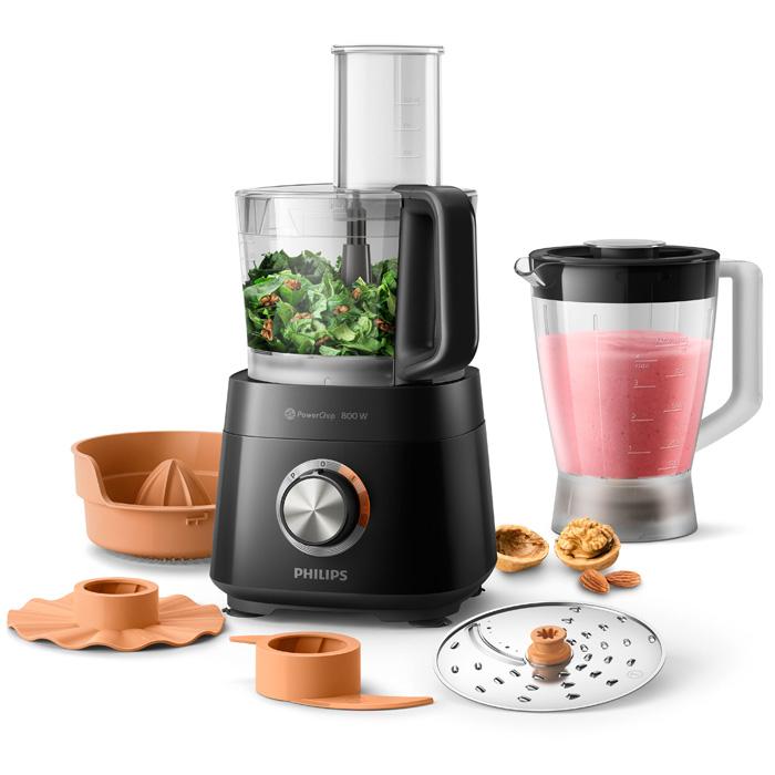 Robot de cozinha compacto Philips Viva