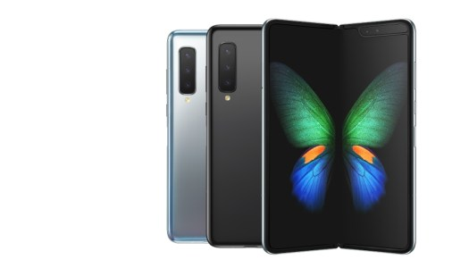 Galaxy Fold: O smartphone dobrável da Samsung