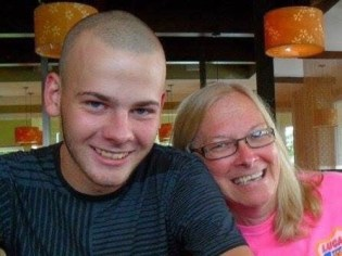 Chad and Kathy pic- Feb memorial post