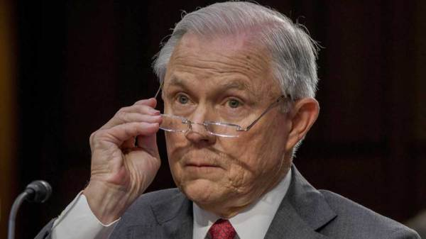 Cannabis Stock Prices Increase in Hours After Jeff Sessions' Resignation