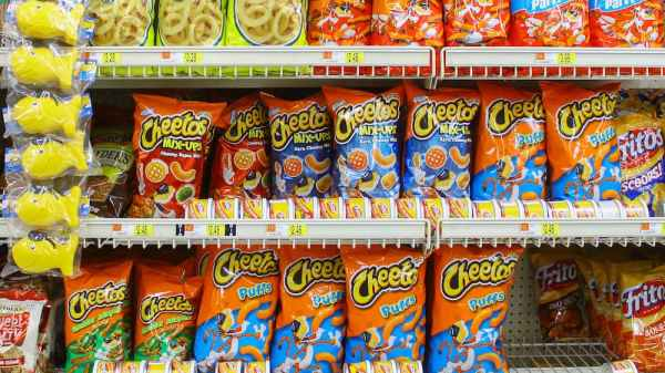 Middle Schooler Arrested For Bringing Weed-Infused Cheetos To School