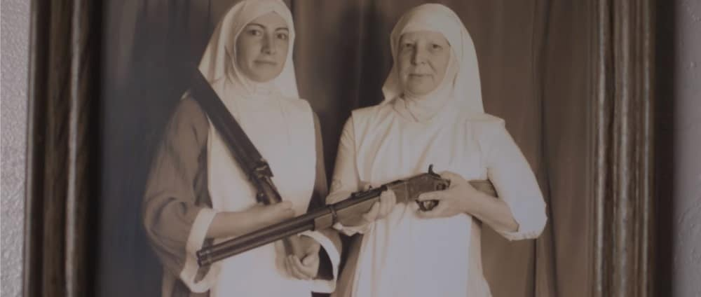 Weed-Growing, Gun-Toting Nuns Featured in New Documentary