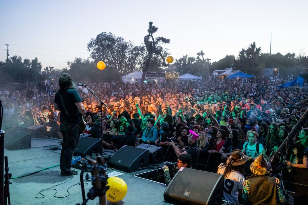 Desert Daze Music Festival is Back and Fighting for Essence of Rock and Roll