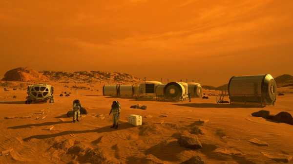 Space Case: Do You Have Your Boarding Pass To Mars?