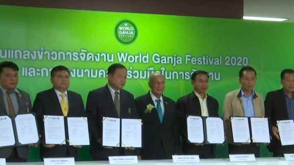 Thailand To Host Inaugural World Ganja Festival in 2020