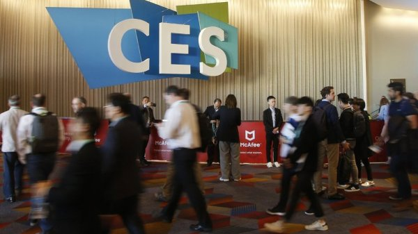 Cannabis Tech Company Forced To Pull Out Of CES