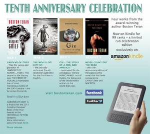 tenth anniversary kindle edition