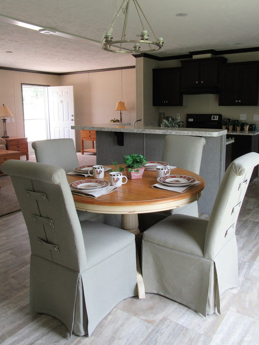 High Touch Homes LM-2 Dining Room