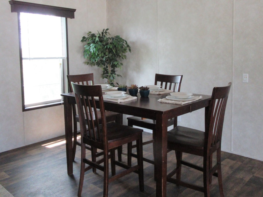 High Touch Homes LM-1 Dining Room