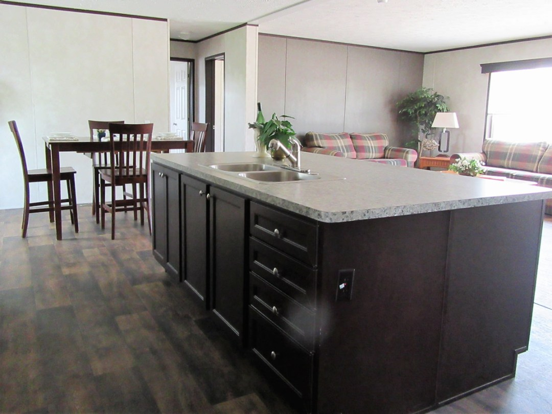 High Touch Homes LM-1 Home Kitchen Island