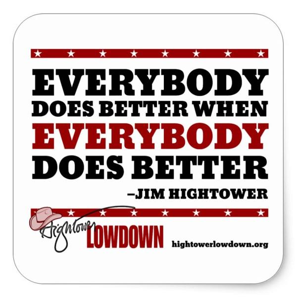 Hightower Lowdown everybody_sticker