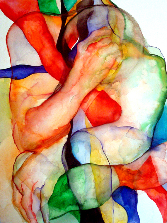 Watercolor-Painting-By-Vassia-Alaykova-1
