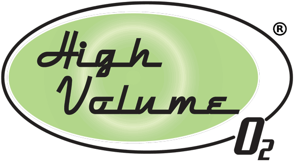 High Volume Oxygen
