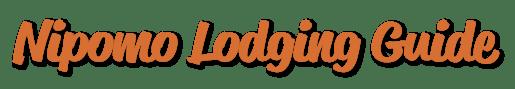 Nipomo Lodging Guide