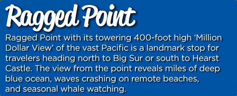 Ragged Point Location slider