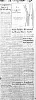 Nov. 4, 1951, Orphanage Compromise Approval held lacking Front page