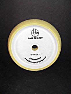 Yellow Foam Curved Edge Cutting Pad