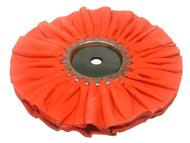 Orange Airway Buffing Wheel
