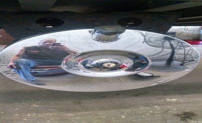 MENZERNA P650 YELLOW ROUGE BAR