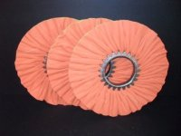 Ultimate Performance 20 Ply Fast Cut Buffing Wheel 3 Pack