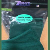 Super Shine Polishing Towels (4 Pack)