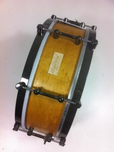 14-x-5-Birdseye-maple-honey-lacquer-heritage-hoops-Sale-£200-Save-£170