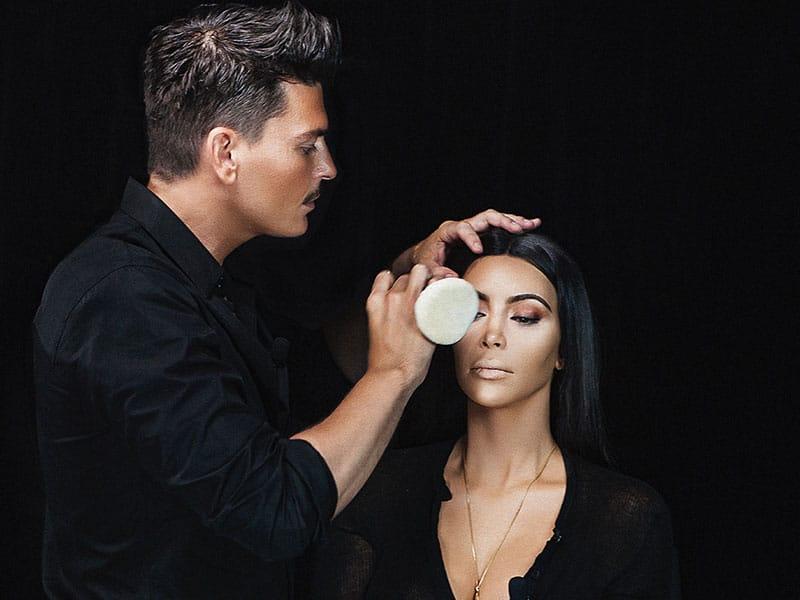 Mario Dedivanovic Launches His Makeup