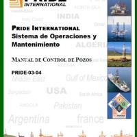 MANUAL DE CONTROL DE POZOS PETROLEROS - Sistema de Operaciones y Mantenimiento