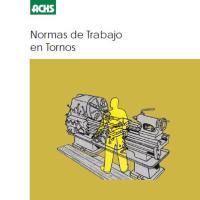 NORMAS de TRABAJO en TORNOS
