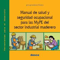 INDUSTRIA MADERERA-SALUD y SEGURIDAD OCUPACIONAL