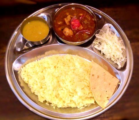 インド食堂