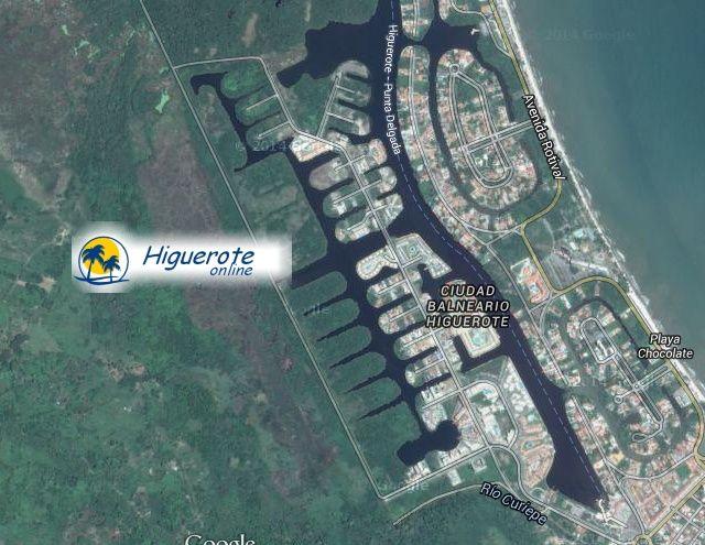 Puerto Encantado, Higuerote