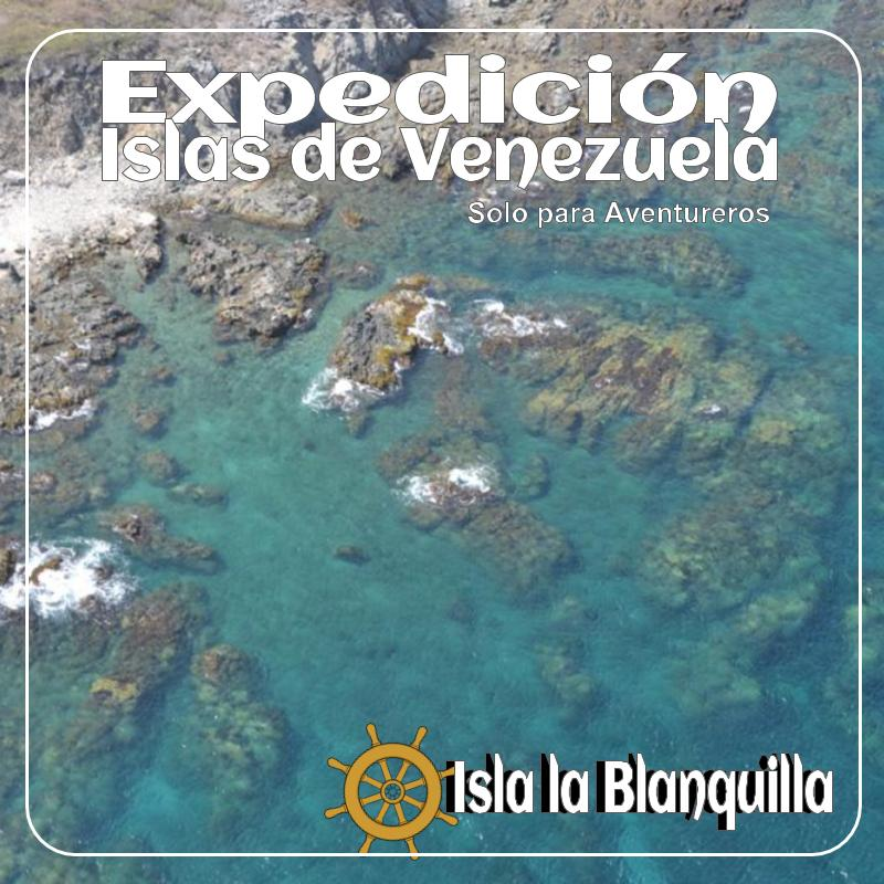 Viajando a la Isla Isla de la Blanquilla