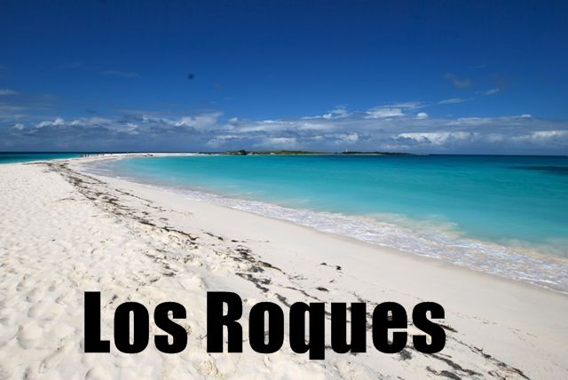 A los Roques desde Higuerote en Yate