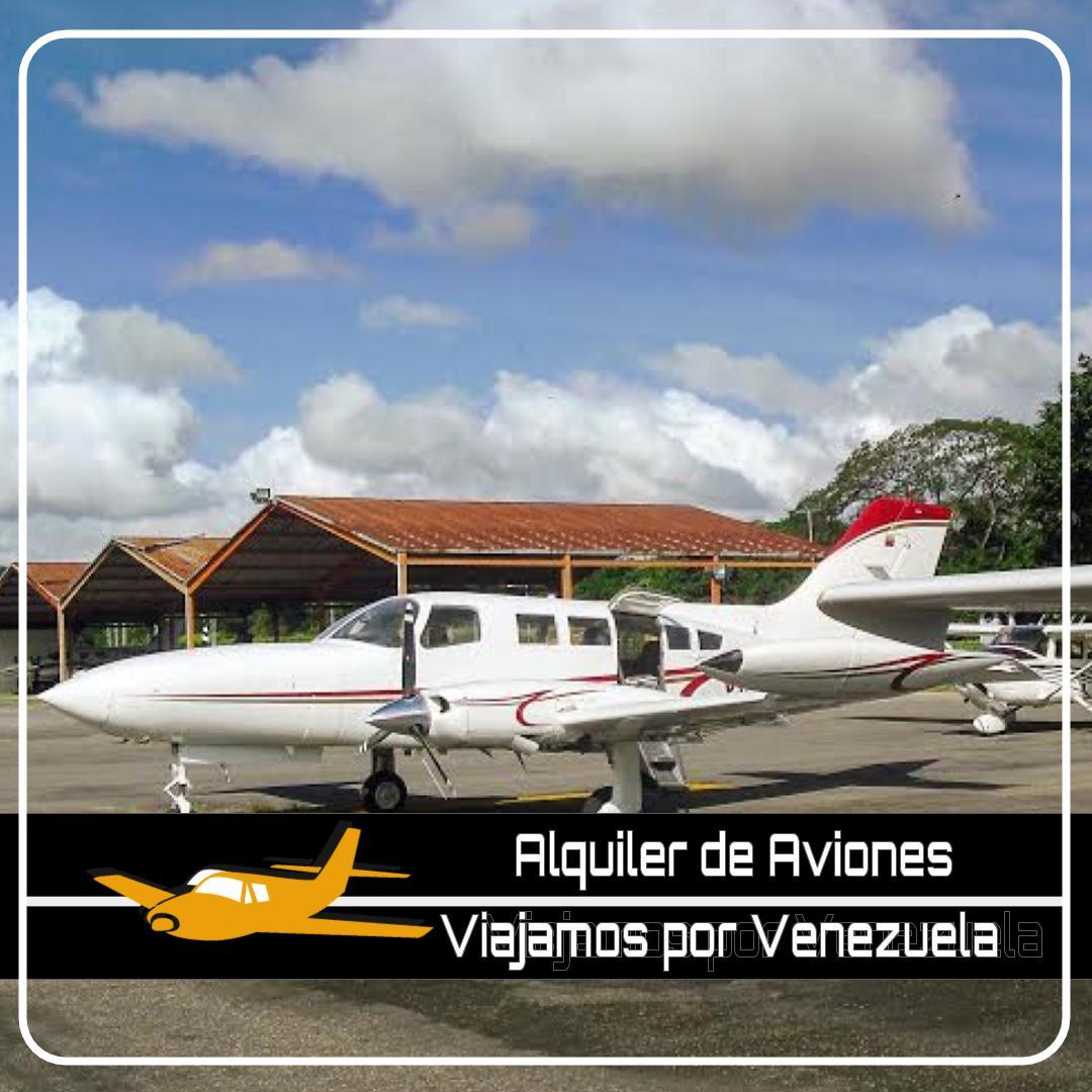 Alquiler de aviones y avionetas en Higuerote