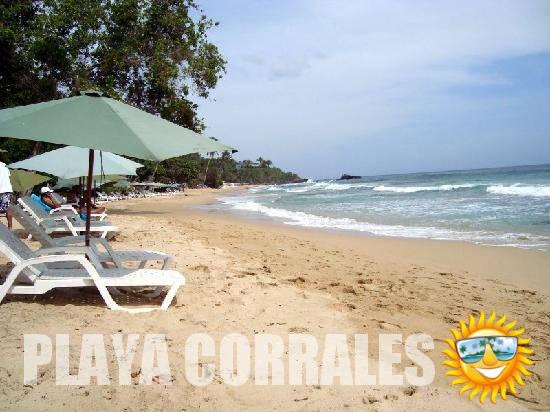 Playa Corrales en Higuerote