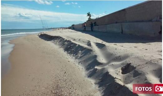 Playa Chocolate esta muriendo lentamente en Higuerote