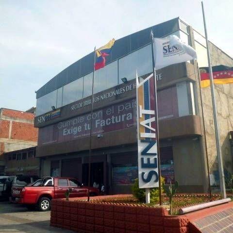 SENIAT en Higuerote