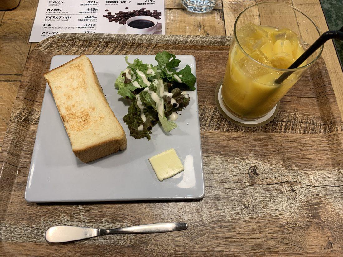 【2019/1メニュー更新】俺のBakery&Cafe 京橋店のモーニング(価格&味)を紹介!