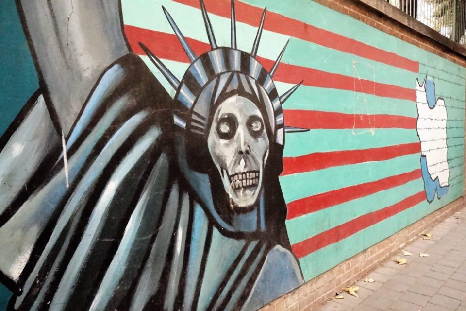Iran loves America.