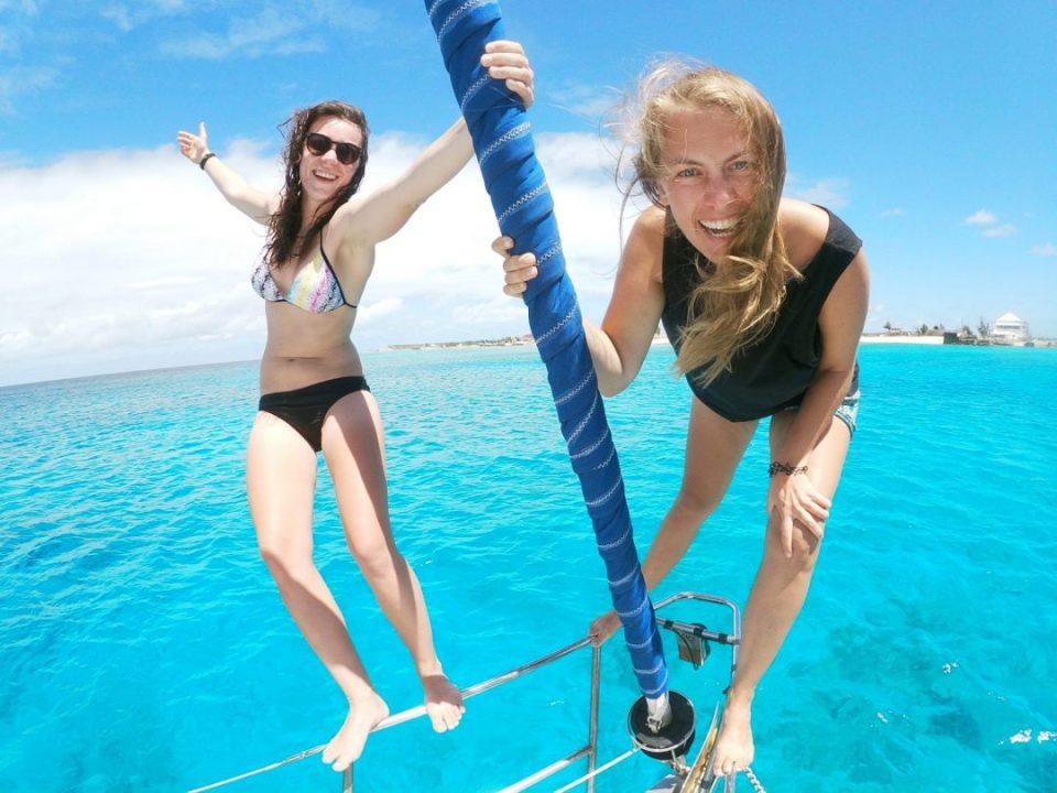 dookoła świata: jachtostop na Karaibach