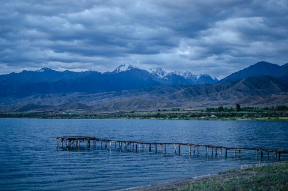 Co warto w Kirgistanie - Issyk Kul