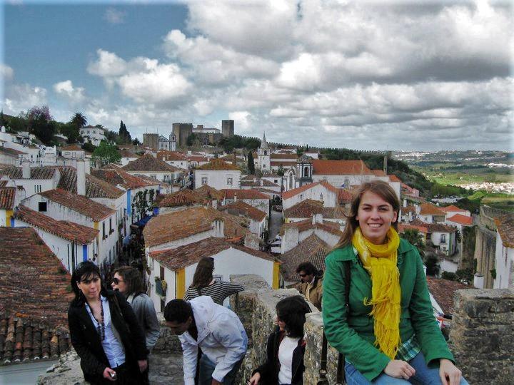warto w Portugalii - obidos