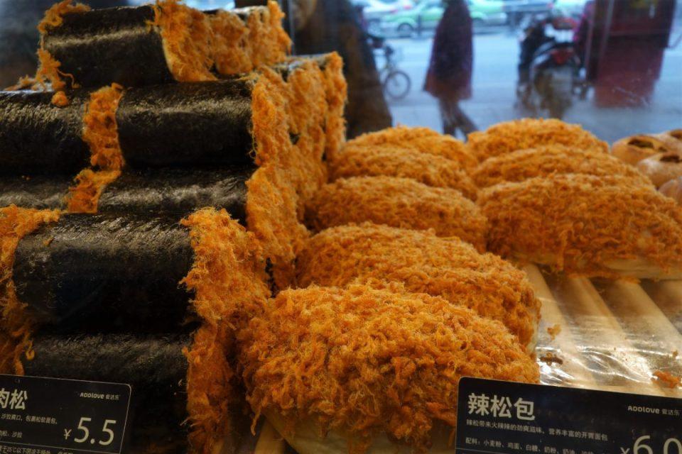 meat floss - słodycze świata