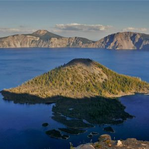 co robić w oregonie - jezioro kraterowe