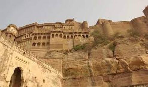 Mehrangarh Fort Jodhpur History in hindi