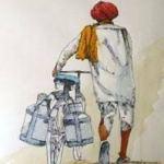 दूध वाला पर निबंध | Essay On Milkman In Hindi