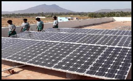 Essay on Solar Energy in Hindi