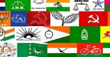 Essay on Political Parties in India in Hindi